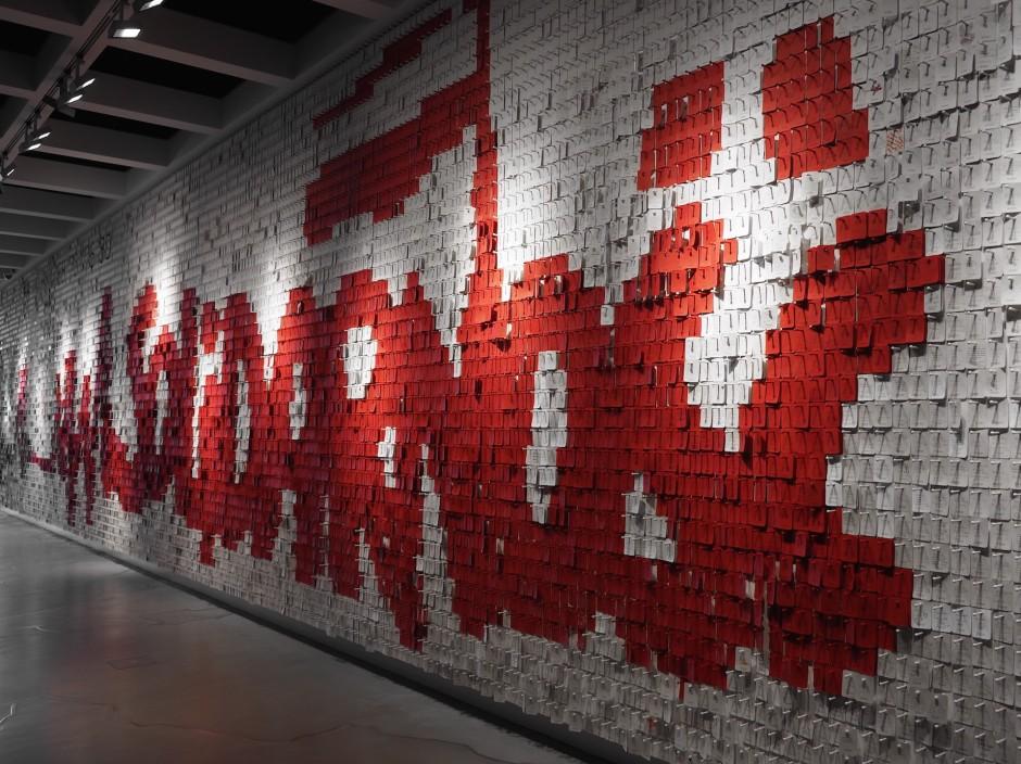 SOLIDARNOSC, chacun peut témoigner sur le mur des Solidarités